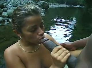 Latin Honey Hazel& 039;s River Dance _: black and ebony blowjobs brazilian