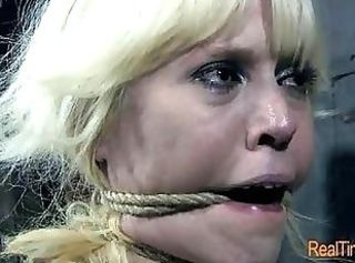 Pretty hot girl _: bdsm bondage