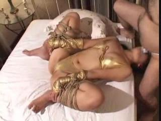 Asian Tied And Fucked