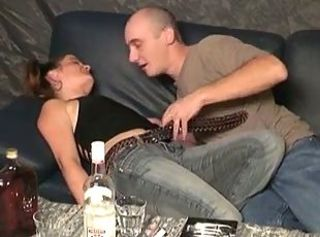 Amateur Drunk Man Teen