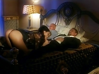 Ass Blowjob Daddy MILF Sleeping Vintage