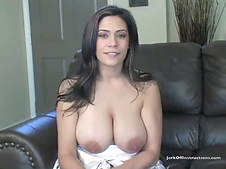 Amazing Big Tits MILF Natural