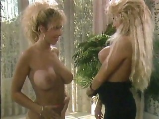 Tammy And Victoria - Classic Lesbian Affair.