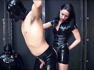 BDSM Mistress Strapon
