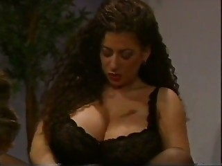 Busty Tiziana Redford German Mega Boobs