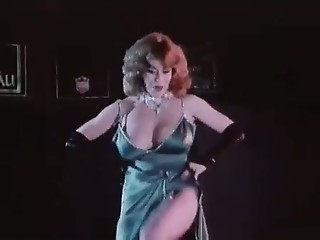 Big Tits Dancing MILF Natural Stripper Vintage