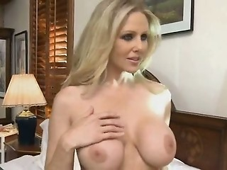 Amazing Big Tits Blonde Cute MILF