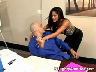 Jenaveve jolie naughty office  Sex Tubes