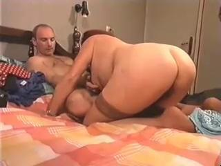 Ass Blowjob Chubby French Stockings