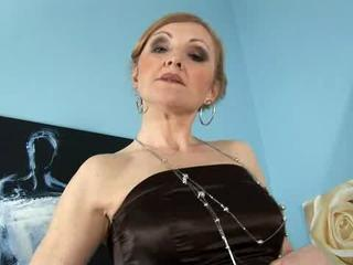 Jarka Is A Grandma Who Is Always Ready For A Hot Piece Of Meat In Her Snatch! Sex Tubes