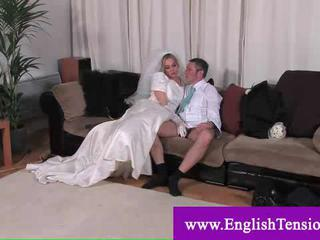 Dominatrix bride punishing husband Sex Tubes