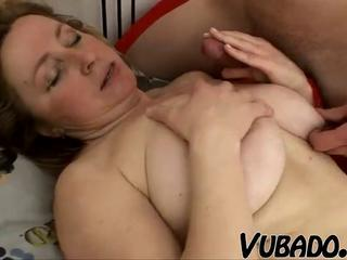 OLD BITCH FUCKED HARD BY TEEN-BOY !! Sex Tubes