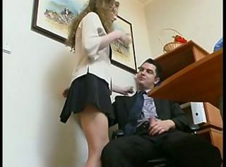 Office Secretary Skirt