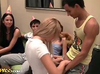 Groupsex Party Student Teen
