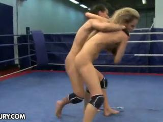 Aleska Diamond And Lana Are Wrestling And Getting To The Pussy Sex Tubes