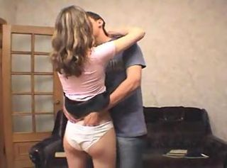 Amateur Kissing Panty Teen
