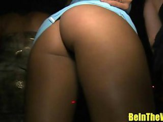 Ass Dancing Ebony