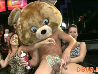 Cash CFNM Drunk MILF Party
