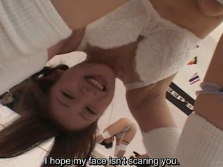 Subtitles Japanese milf wives unconventional put together about flourishing