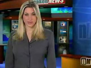 Naked News Blooper
