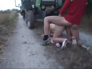 Doggystyle Farm Outdoor Teen