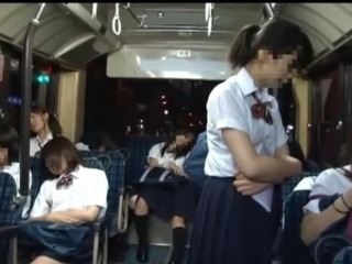 Asian Bus Teen Uniform