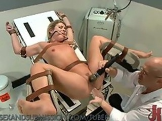 Kinky Medical Exam