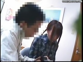 Asian  Teen Voyeur