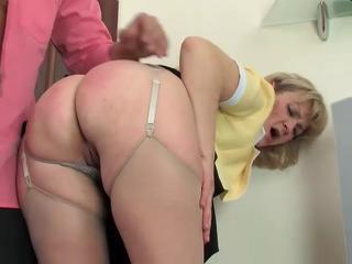 Ass Mature Old and Young Stockings