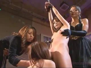 Slave Girl Getting Her Pussy Licked By Other..