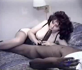 Big cock Homemade Interracial Vintage Wife