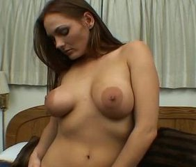 Babe Masturbating Natural Solo