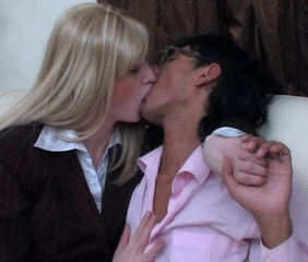sissy gay crossdresser gets fucked bareback... enjoy