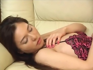 Amazing Asian Japanese Lingerie MILF