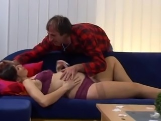 Pregnant wife gets fucked