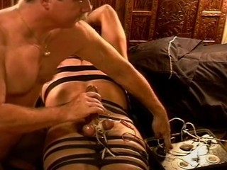 Bound And Gagged I Apply High Voltage Electro Stim To My Cute You