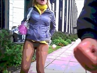 public hunt for rusgirls flash panties -nv