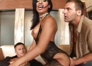 Latina whore totaly destroyed
