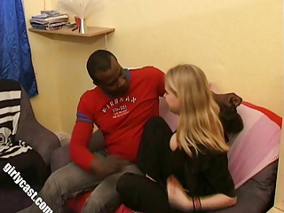 Amateur European German Interracial Teen