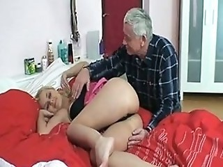 Ass Daddy Daughter Old and Young Teen