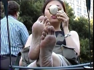 Feet Fetish Korean