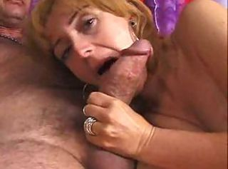 Big cock Blowjob Mature