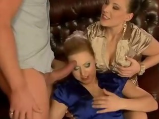 CFNM MILF Threesome