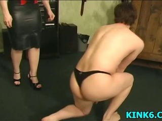 Slut loves to be USED