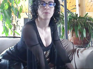 Glasses Mature MILF