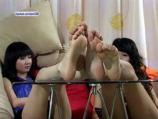 Asian Feet Teen