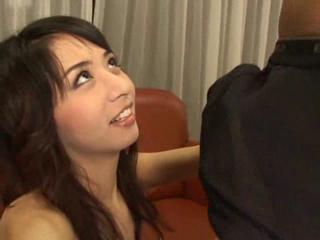 Japanese chick on dry humping