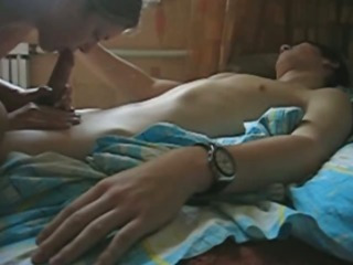 Teen Couple Making Homemade Sex Tape