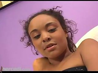 Ebony Teen