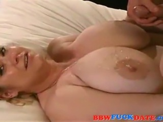 Amateur wife with big tits has sex tape